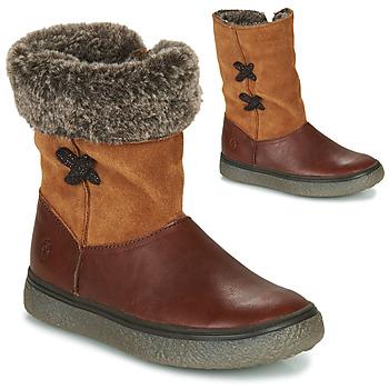Μπότες GBB OLINETTE ΣΤΕΛΕΧΟΣ: & ΕΠΕΝΔΥΣΗ: Δέρμα χοίρου & ΕΣ. ΣΟΛΑ: Δέρμα χοίρου & ΕΞ. ΣΟΛΑ: Καουτσούκ