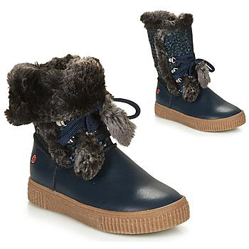 Παπούτσια Κορίτσι Μπότες GBB NOUSTIK Μπλέ