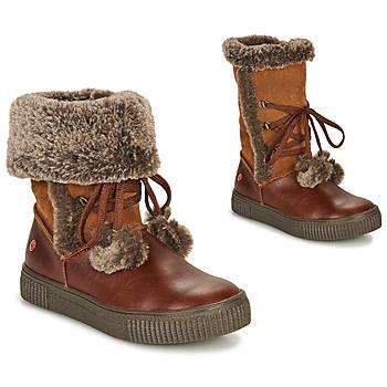 Παπούτσια Κορίτσι Μπότες GBB NOUSTIK Brown