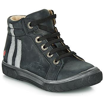 Παπούτσια Αγόρι Ψηλά Sneakers GBB OSKOF Black