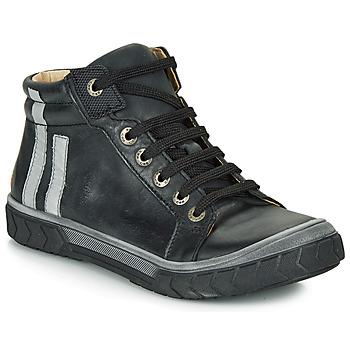 Ψηλά Sneakers GBB OSKOF ΣΤΕΛΕΧΟΣ: & ΕΠΕΝΔΥΣΗ: Δέρμα χοίρου & ΕΣ. ΣΟΛΑ: Δέρμα χοίρου & ΕΞ. ΣΟΛΑ: Καουτσούκ