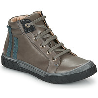 Παπούτσια Αγόρι Ψηλά Sneakers GBB OSKOF Grey