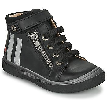 Παπούτσια Αγόρι Ψηλά Sneakers GBB OMAHO Black