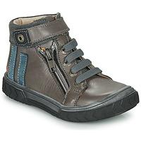 Παπούτσια Αγόρι Ψηλά Sneakers GBB OMAHO Grey
