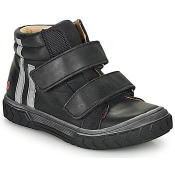 Ψηλά Sneakers GBB OZONE ΣΤΕΛΕΧΟΣ: & ΕΠΕΝΔΥΣΗ: Δέρμα χοίρου & ΕΣ. ΣΟΛΑ: Δέρμα χοίρου & ΕΞ. ΣΟΛΑ: Καουτσούκ