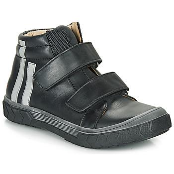 Παπούτσια Αγόρι Ψηλά Sneakers GBB OZONE Black