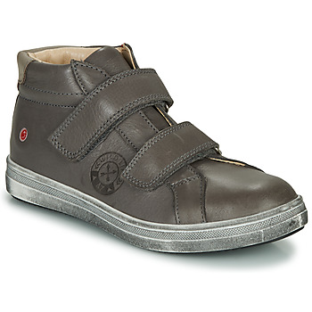 Παπούτσια Αγόρι Ψηλά Sneakers GBB NAZAIRE Grey