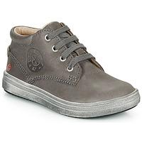 Παπούτσια Αγόρι Ψηλά Sneakers GBB NINO Grey