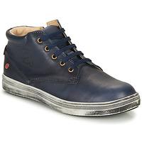 Παπούτσια Αγόρι Ψηλά Sneakers GBB NINO Μπλέ