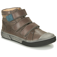 Παπούτσια Αγόρι Ψηλά Sneakers GBB OSHIRO Grey