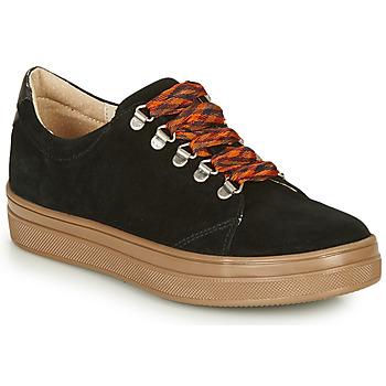 Παπούτσια Κορίτσι Χαμηλά Sneakers GBB OMAZETTE Black