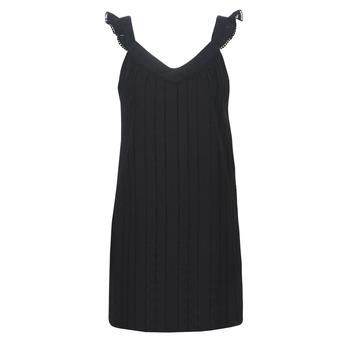 Υφασμάτινα Γυναίκα Κοντά Φορέματα Betty London KOUDIE Black