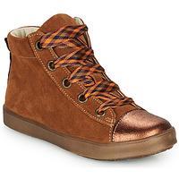 Παπούτσια Κορίτσι Ψηλά Sneakers GBB OUSTILLE Cognac