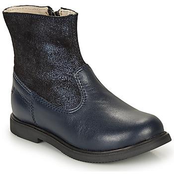 Παπούτσια Κορίτσι Μπότες GBB OSHINO Μπλέ