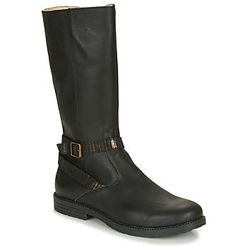 Παπούτσια Κορίτσι Μπότες για την πόλη GBB OKINDI Black