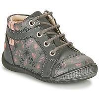Παπούτσια Κορίτσι Μπότες GBB OMANE Grey / Ροζ