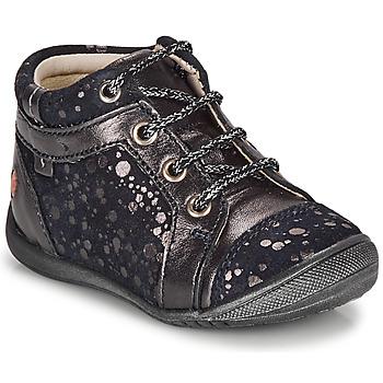 Παπούτσια Κορίτσι Μπότες GBB OMANE Marine / Argenté