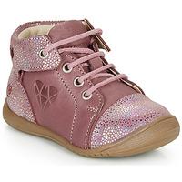 Παπούτσια Κορίτσι Μπότες GBB ORENA Ροζ