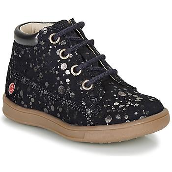 Παπούτσια Κορίτσι Μπότες GBB NINON Marine / Silver