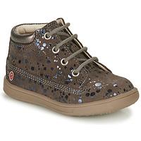 Παπούτσια Κορίτσι Ψηλά Sneakers GBB NINON Beige