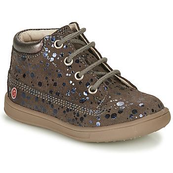 Ψηλά Sneakers GBB NINON ΣΤΕΛΕΧΟΣ: & ΕΠΕΝΔΥΣΗ: Δέρμα χοίρου & ΕΣ. ΣΟΛΑ: Δέρμα χοίρου & ΕΞ. ΣΟΛΑ: Καουτσούκ