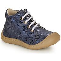 Παπούτσια Κορίτσι Ψηλά Sneakers GBB VEDOFA Μπλέ
