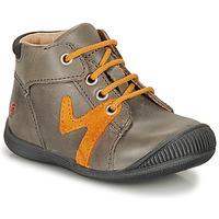 Παπούτσια Αγόρι Μπότες GBB OVELO Grey / Ocre