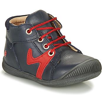 Παπούτσια Αγόρι Μπότες GBB OVELO Marine / Red