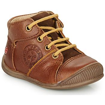 Παπούτσια Αγόρι Μπότες GBB OULOU Brown / Cognac