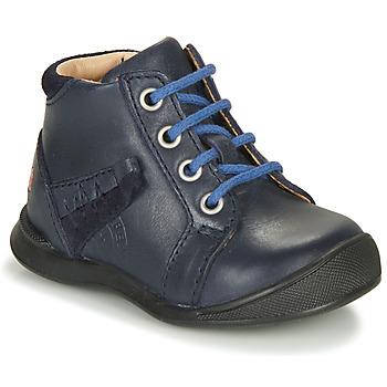 Ψηλά Sneakers GBB ORBINO ΣΤΕΛΕΧΟΣ: & ΕΠΕΝΔΥΣΗ: Δέρμα χοίρου & ΕΣ. ΣΟΛΑ: Δέρμα χοίρου & ΕΞ. ΣΟΛΑ: Καουτσούκ