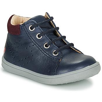 Ψηλά Sneakers GBB FOLLIO ΣΤΕΛΕΧΟΣ: & ΕΠΕΝΔΥΣΗ: Δέρμα χοίρου & ΕΣ. ΣΟΛΑ: Δέρμα χοίρου & ΕΞ. ΣΟΛΑ: Καουτσούκ