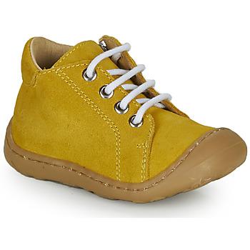 Παπούτσια Αγόρι Ψηλά Sneakers GBB FREDDO Yellow