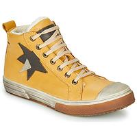 Παπούτσια Αγόρι Ψηλά Sneakers GBB OCALIAN Yellow
