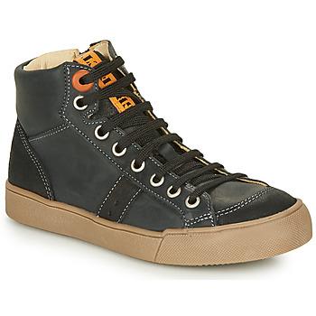 Παπούτσια Αγόρι Ψηλά Sneakers GBB OSTRAVI Black