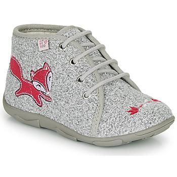 Παπούτσια Κορίτσι Παντόφλες GBB OTRALEE Grey / Ροζ