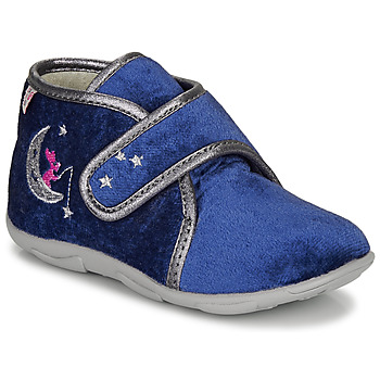 Παπούτσια Κορίτσι Παντόφλες GBB OCELINA Μπλέ