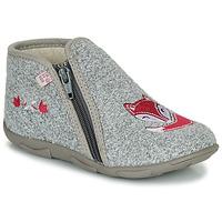 Παπούτσια Κορίτσι Παντόφλες GBB OLILE Grey
