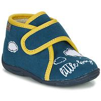 Παπούτσια Αγόρι Παντόφλες GBB OKANDI Μπλέ / Yellow
