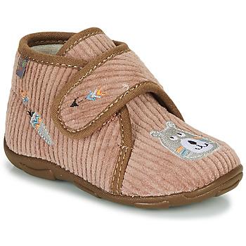 Παπούτσια Αγόρι Παντόφλες GBB OKANDI Brown