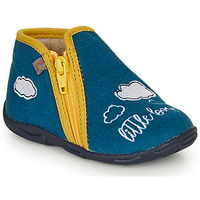 Παπούτσια Αγόρι Παντόφλες GBB OUBIRO Μπλέ / Yellow