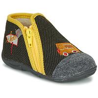 Παπούτσια Αγόρι Παντόφλες GBB OUBIRO Black / Grey