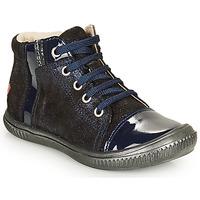 Παπούτσια Κορίτσι Ψηλά Sneakers GBB OUNA Μπλέ