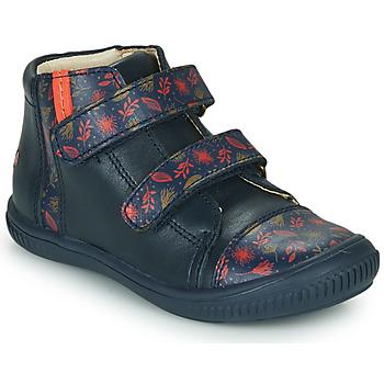 Ψηλά Sneakers GBB ODITA ΣΤΕΛΕΧΟΣ: & ΕΠΕΝΔΥΣΗ: Δέρμα χοίρου & ΕΣ. ΣΟΛΑ: Δέρμα χοίρου & ΕΞ. ΣΟΛΑ: Καουτσούκ