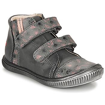 Παπούτσια Κορίτσι Ψηλά Sneakers GBB ODITA Grey