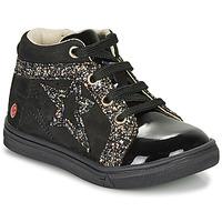 Παπούτσια Κορίτσι Ψηλά Sneakers GBB NAVETTE Black