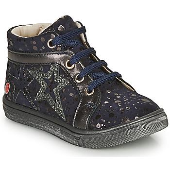 Παπούτσια Κορίτσι Ψηλά Sneakers GBB NAVETTE Marine