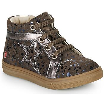 Παπούτσια Κορίτσι Ψηλά Sneakers GBB NAVETTE Taupe