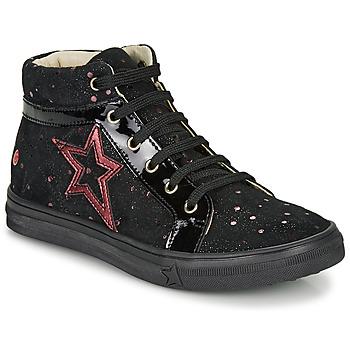 Ψηλά Sneakers GBB NAVETTE ΣΤΕΛΕΧΟΣ: & ΕΠΕΝΔΥΣΗ: Δέρμα χοίρου & ΕΣ. ΣΟΛΑ: Δέρμα χοίρου & ΕΞ. ΣΟΛΑ: Καουτσούκ
