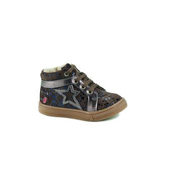 Παπούτσια Κορίτσι Ψηλά Sneakers GBB NAVETTE Beige