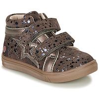 Παπούτσια Κορίτσι Ψηλά Sneakers GBB OHANE Brown